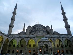 Mesquita Azul e sua grandiosidade!