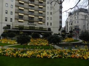 Dorchester Hotel, localizado na elegante Park Lane