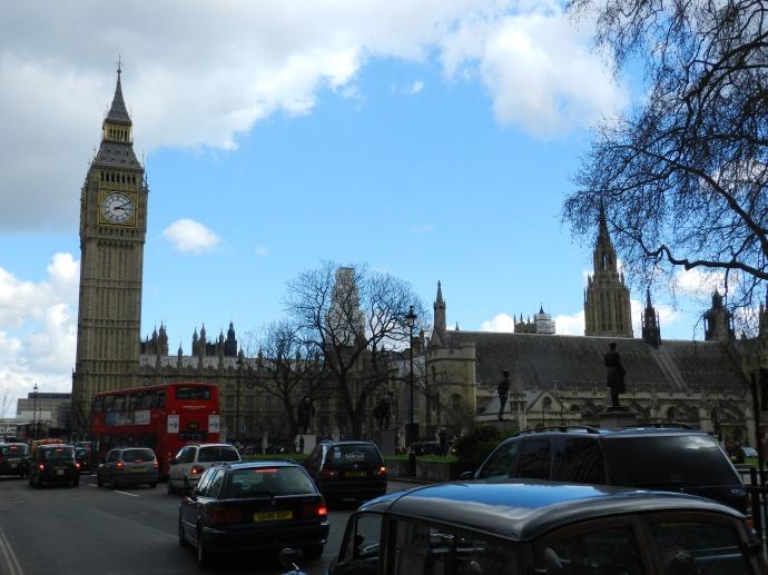 Parlamento e Westminster