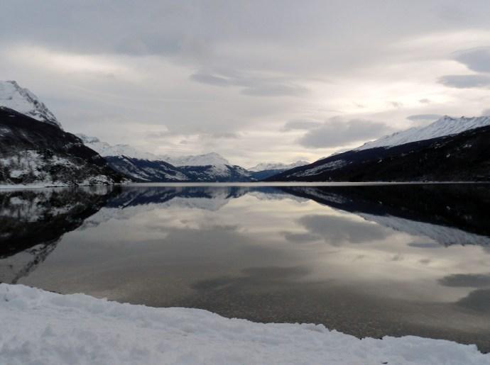 Lago Roca ou Akitami