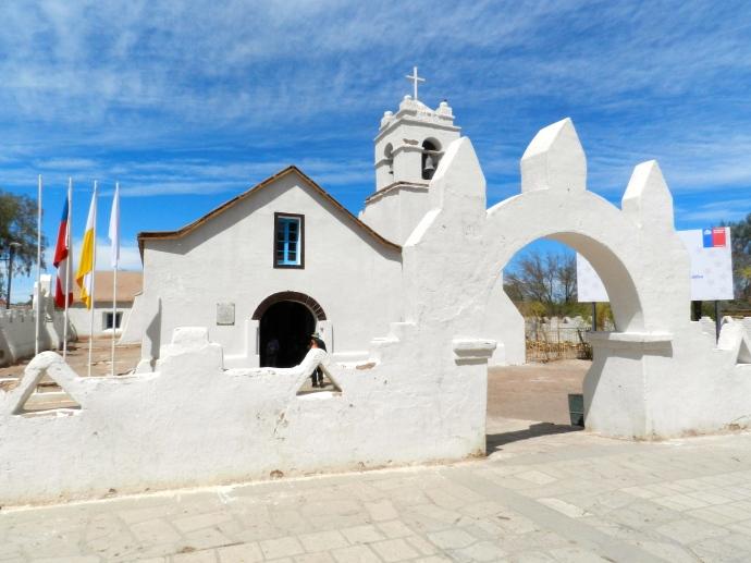 Igreja de São Pedro de Atacama